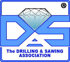 Drilling Sawing Logo